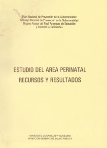 Estudio del area perinatal 001