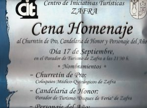 Churretin de honor